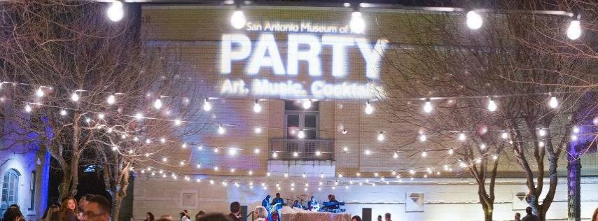 Art Party: Galentine's