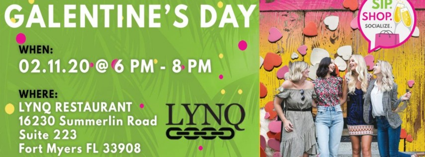 Galentine's Day at LYNQ