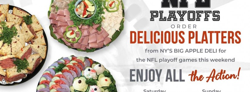Super Bowl Platters