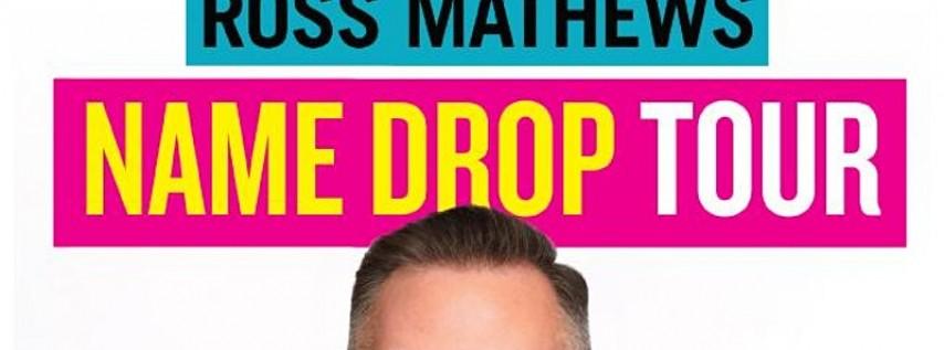 """Ross Mathews """"Name Drop"""" Book Tour @ Texas Theatre"""