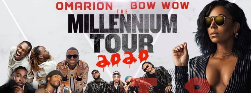 Omarion, Bow Wow, Ashanti, & More Live In Atlanta