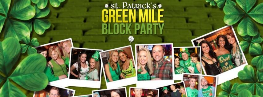 Atlanta Green Mile Block Party