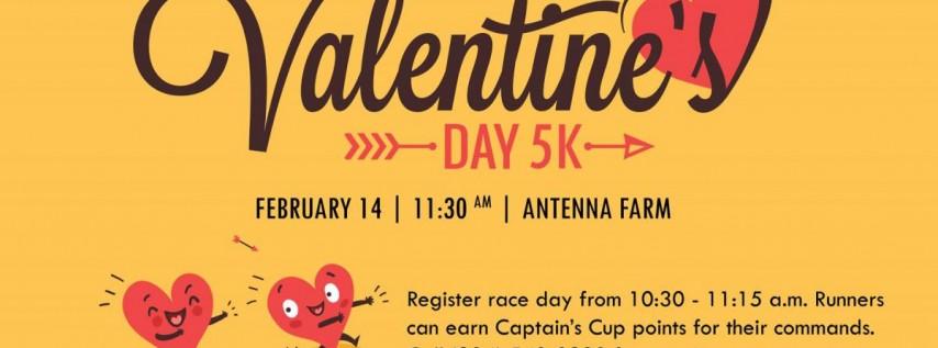 Captain's Cup Valentine's Day 5k