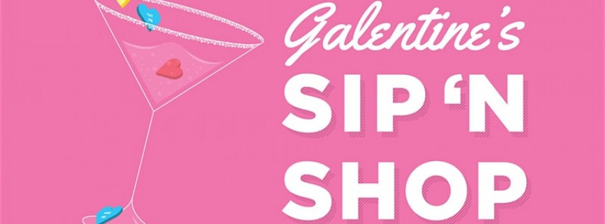 Westshore Plaza Galentine's Sip 'n Shop