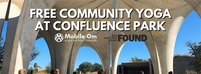 Free Community Yoga at Confluence Park