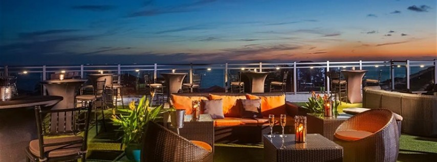 Rooftop Girls Night Out Networking Social at The Hotel Zamora
