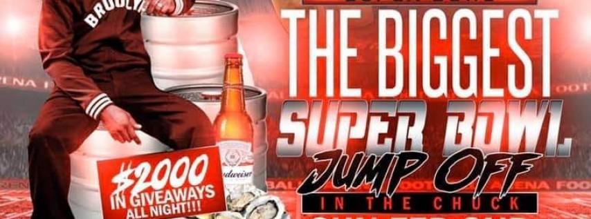 Chucktown Bar & Grill Presents The Biggest Super Bowl Jump Off