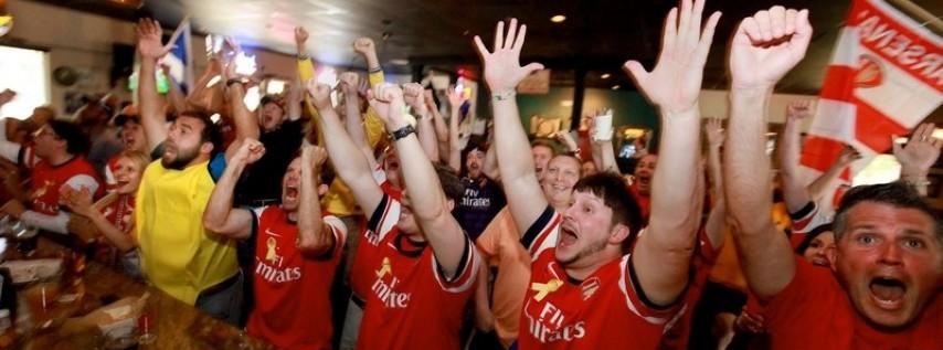 Arsenal at Burnley