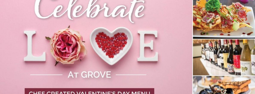 Valentine's Day at Grove