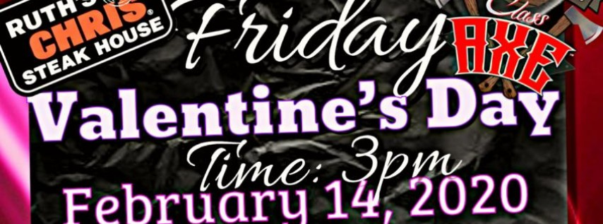 Valentine's day singles outing