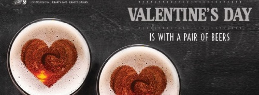 Valentine's Day at HopsCo