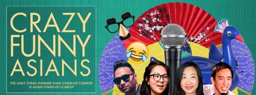 'Crazy Funny Asians' Comedy Showcase