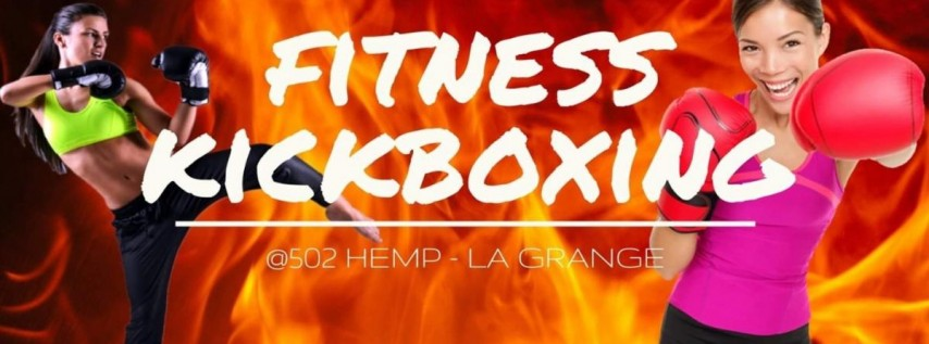 Fitness Kickboxing Classes With Keith