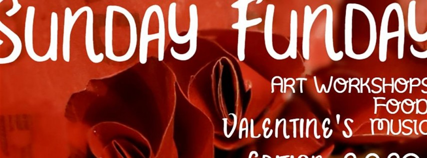 Spare Parts Sunday Funday: Valentine's Edition