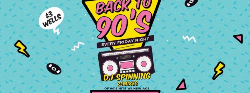 Back to 90's Flashback Fridays at Rosemont