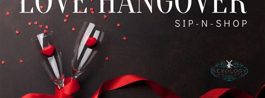 Love Hangover: Sip n' Shop