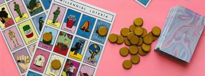 Game Night: Millennial Loteria