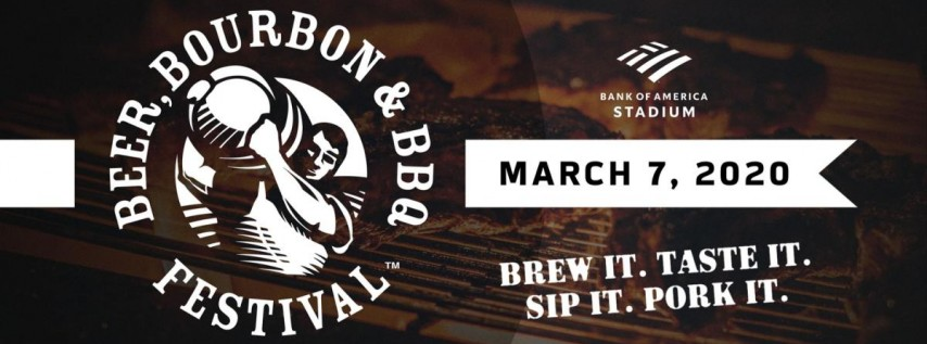 The 14th Annual Beer, Bourbon & BBQ festival – Charlotte
