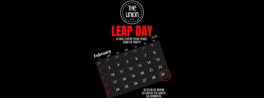 Leap Day Party!
