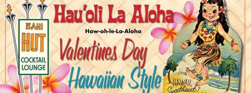Valentines Day Hawaiian Style!