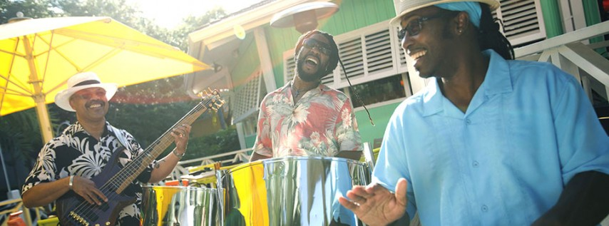 Live Music at Bahama Breeze - Patrick Simpson