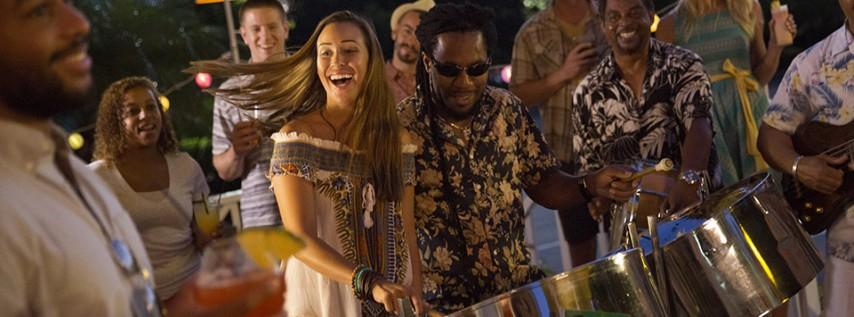 Live Music at Bahama Breeze - Reggae Party