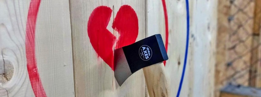 Anti-Valentine's Day at Urban Axes