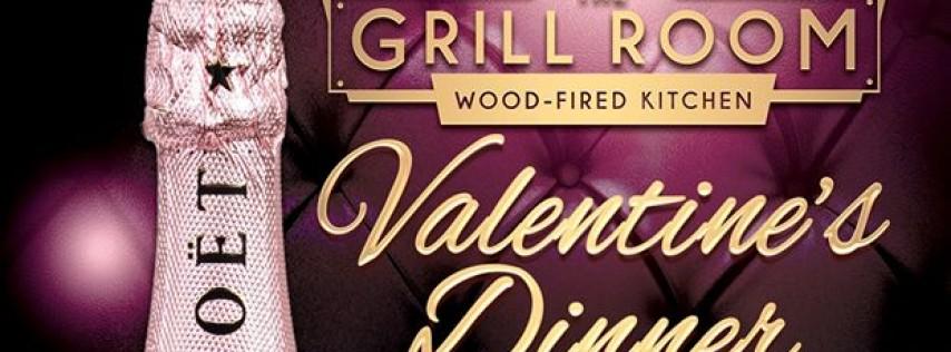 Valentine's Dinner at The Firestone