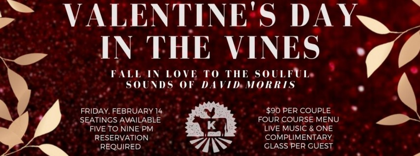 Valentine's Day in the Vines