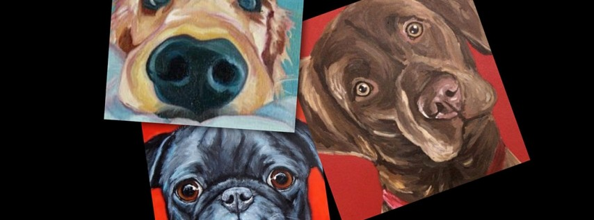 Paint Your Pet! Glen Burnie, Champs with Artist Katie Detrich!