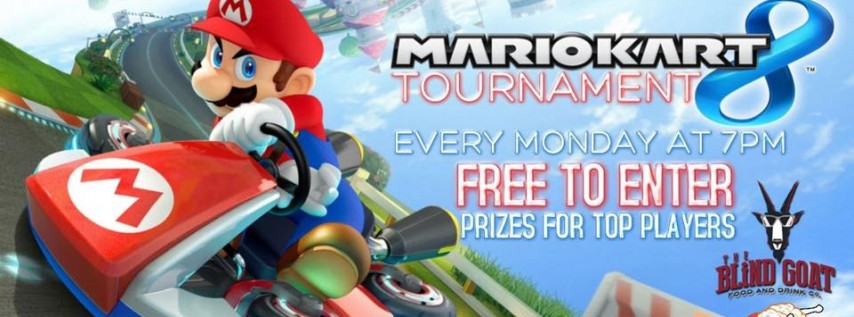 Mario Kart Monday at The Blind Goat!