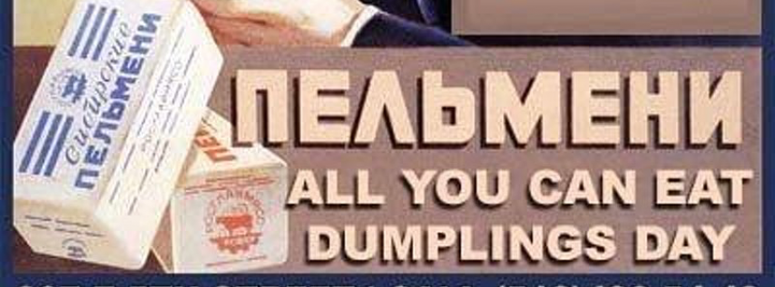 All You Can Eat Dumpling Day