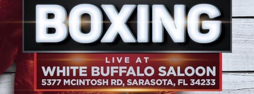 Fight Night at the White Buffalo