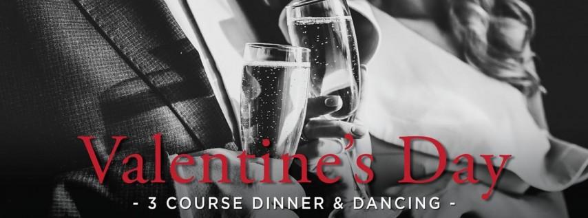 Valentine's Dinner & Dancing with David DeLaGarza