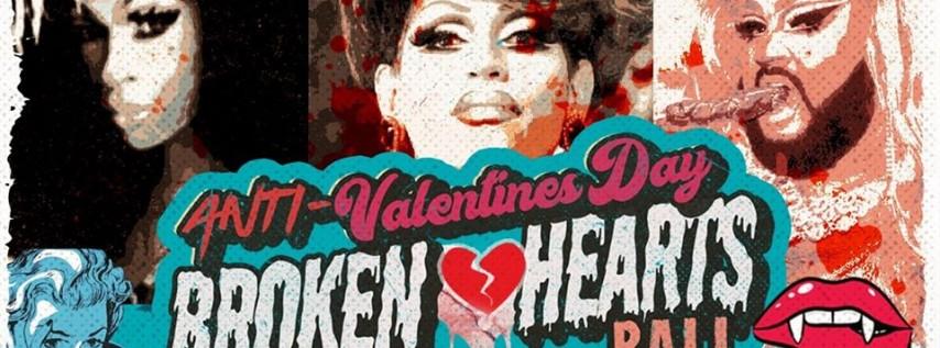 2nd Annual Anti-Valentine's Day Drag Revue!
