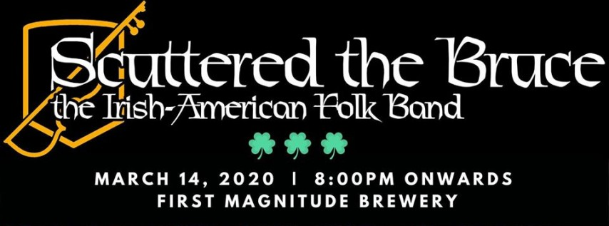 St. Patrick's Party at First Magnitude