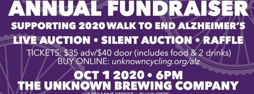 Walk to End Alzheimer's Annual Fundraiser