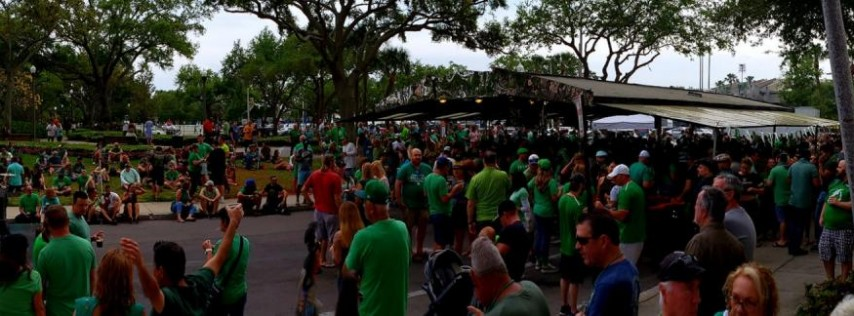 15th Annual St. Paddy's Day Block Party