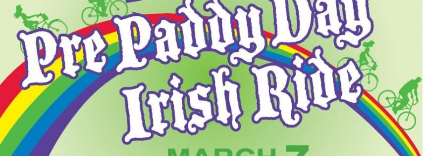 Pre Paddy Day Irish Bicycle Ride