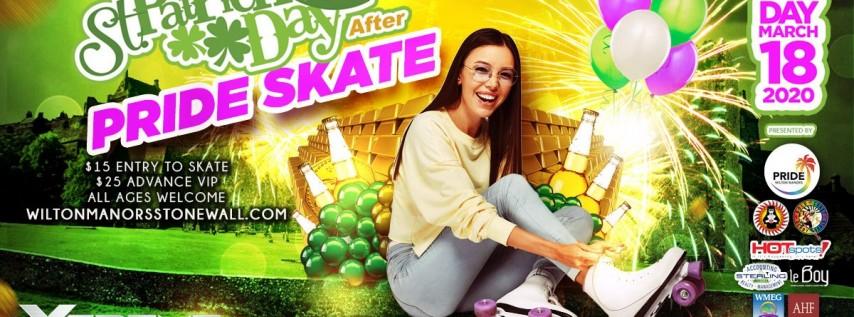 Pride Skate Nights - St Patricks Day After