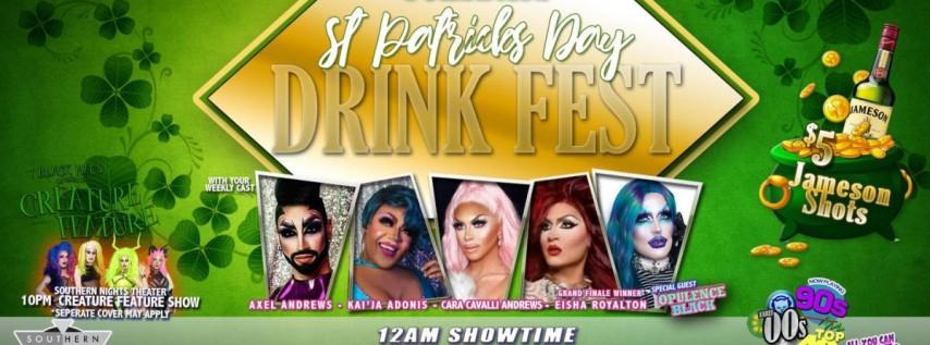031720 St Patrick's Day Drink Fest #TwistedTuesdays