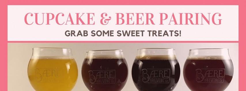 Valentine's Cupcake & Beer Pairing