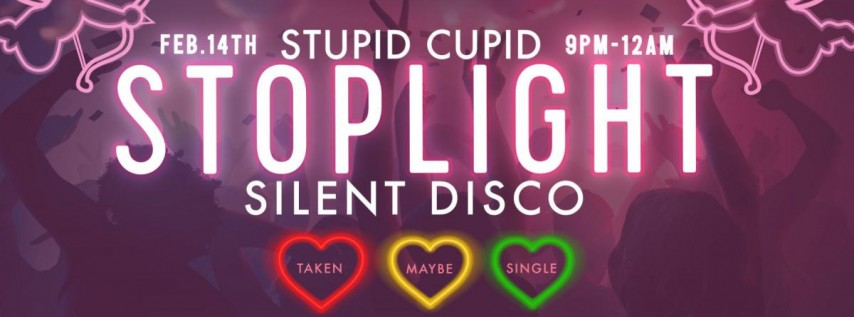 Valentine's Day Silent Disco