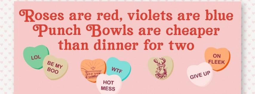 Celebrate Not-Celebrating Valentine's Day