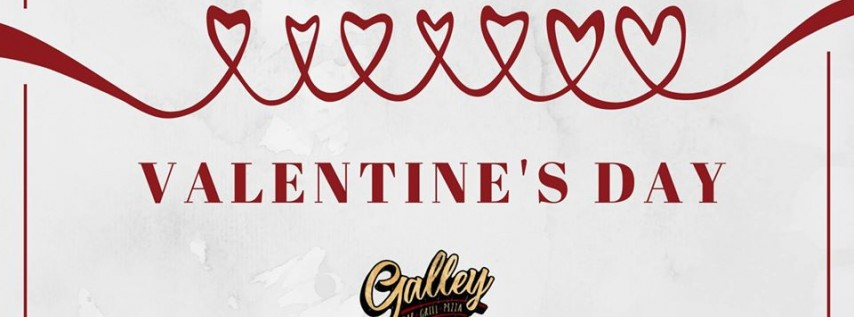 Valentine's Day Dinner at Galley