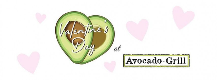 Three Courses + Kisses - Valentine's Day at AG