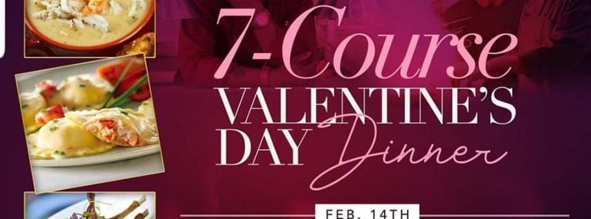 Valentine's Day Intimate Chef Dinner