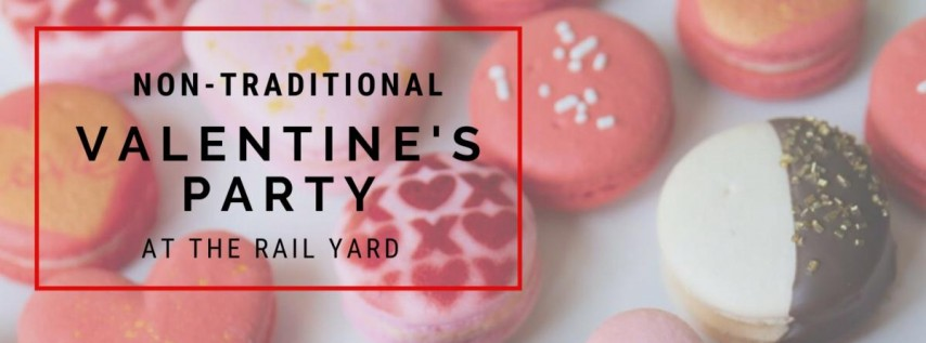 Non-Traditional Valentine's Party