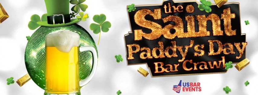 Saint Paddy's Day Bar Crawl - Louisville - March 14th