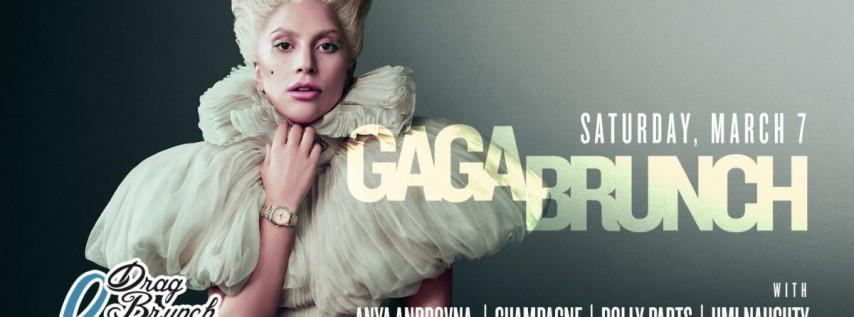 Lady Gaga Drag Brunch at Le Moo 3.7.20